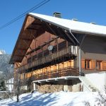 Apartment Cannelle in chalet - 90m² - 3 bedrooms - Renot Christine