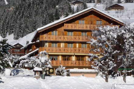 Apartment in residence Perle des Neiges n°3 - 70m² - 3 bedrooms - Command Jean Marc