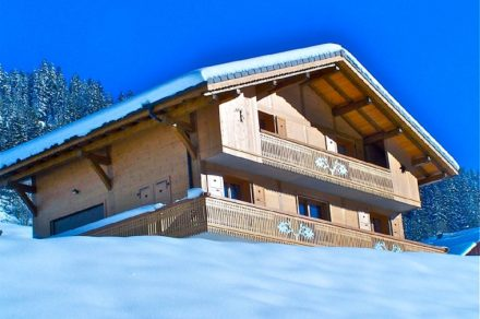 """Detached chalet """"Edelweiss"""" - 6 bedrooms - 220m² - Maxit Carole"""