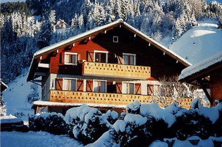 Apartment in chalet Les Bossons n°M1.2 - 55m² - 2 bedrooms - Command Roger