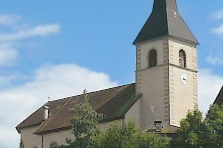 Saint Ferreol and Ferjeux chuch