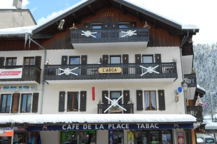 Apartment in chalet – 93m² – 3 bedrooms – Tupin Petit Jacques Arnaud