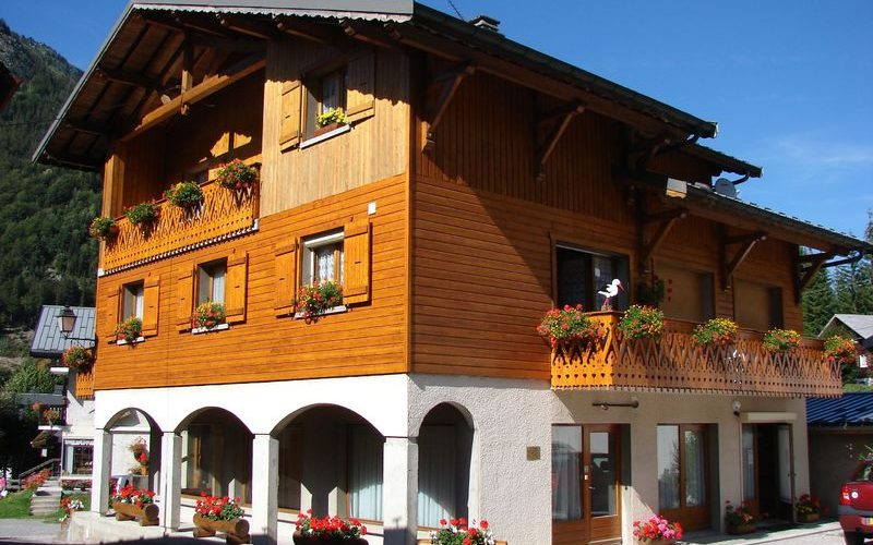Apartment in chalet - 26m² - 1 bedroom - Favre-Rochex Jean-Louis