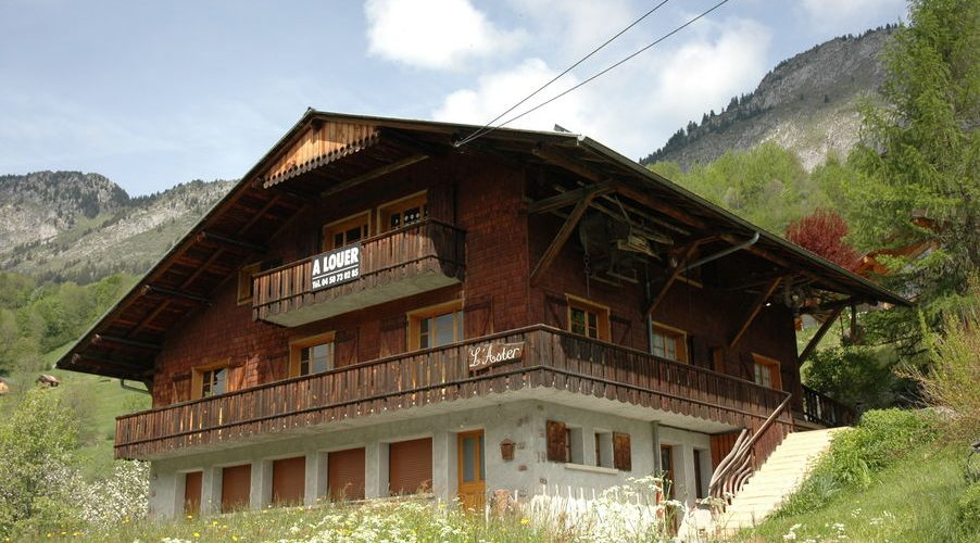 Appartment in a chalet - 120m² - 4 bedrooms - Girard-Noyer Philippe