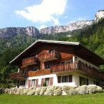 Apartment in chalet- village entrance Abondance