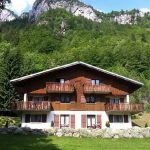 Apartment in chalet - Village entrance Abondance