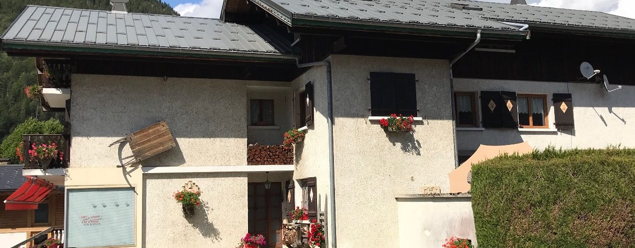 Apartment in chalet - 41 m² - 1 bedroom - Favre-Rochex Marcel