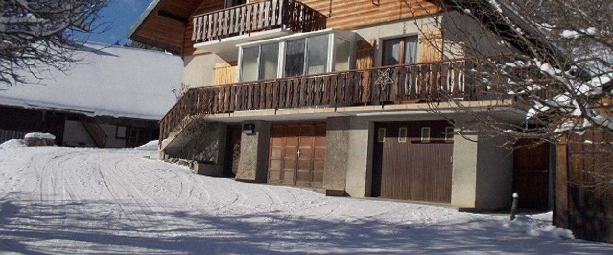 Apartment in chalet - 45m² - 2 bedrooms - Billoud Yolande