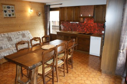 Apartment in chalet - 59m²- 2 bedrooms - Tupin Sophie & Christian
