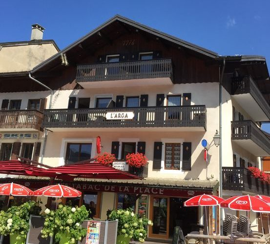 Apartment in chalet - 49m² - 1 bedroom - Tupin Sophie & Christian